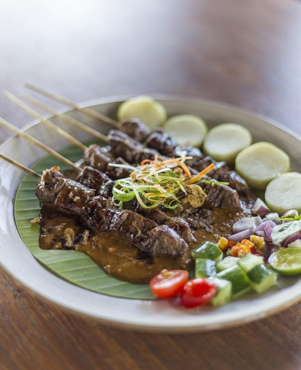 Satay from Nusantara