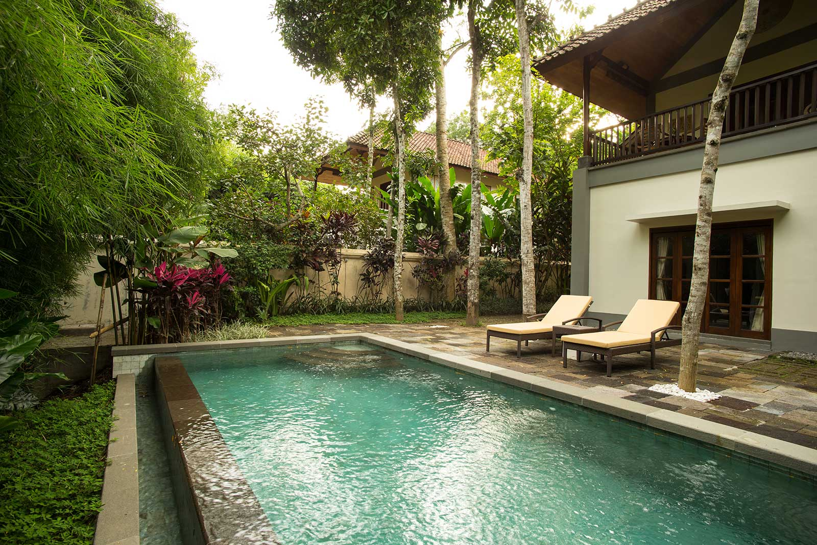 Duplex Royal Pool Villa