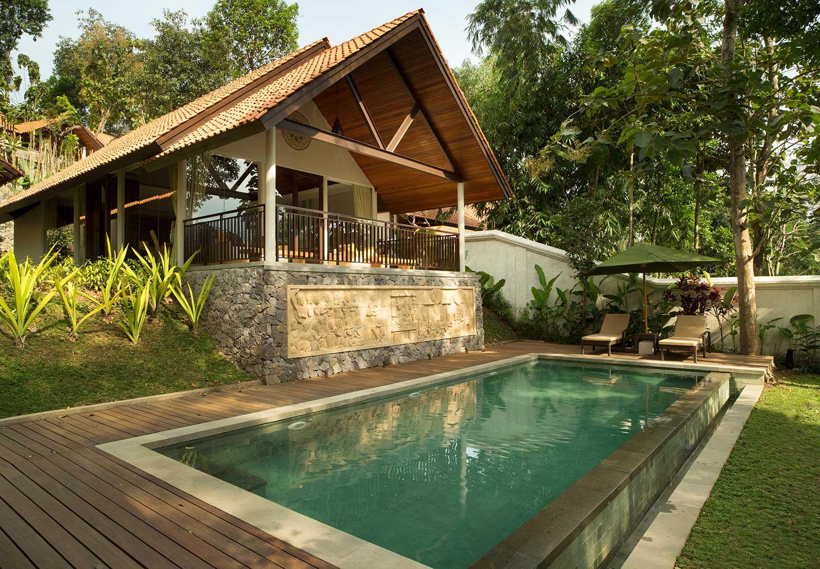 Grand Spa Pool Villa