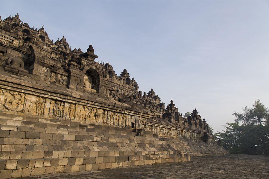 Buddhist Trails – (Borobudur, Mendut, Pawon & Ngawen)