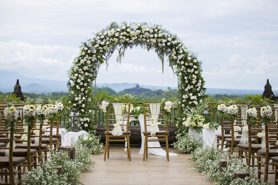 Majestic Day Wedding