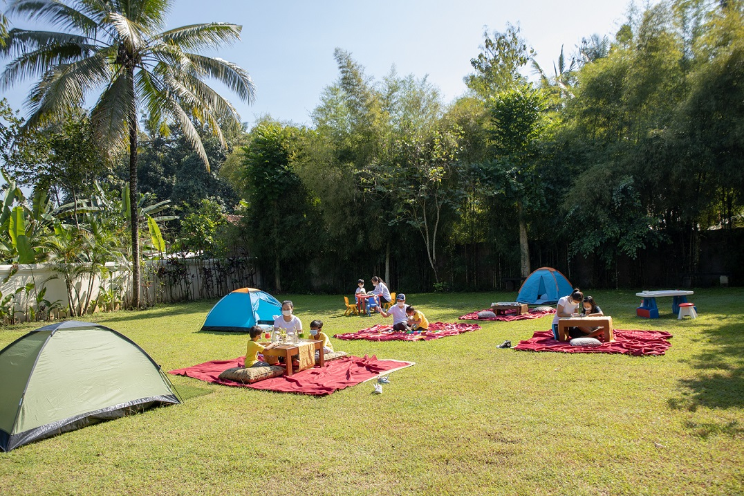 Plataran Kids Camp at Ramayana Garden
