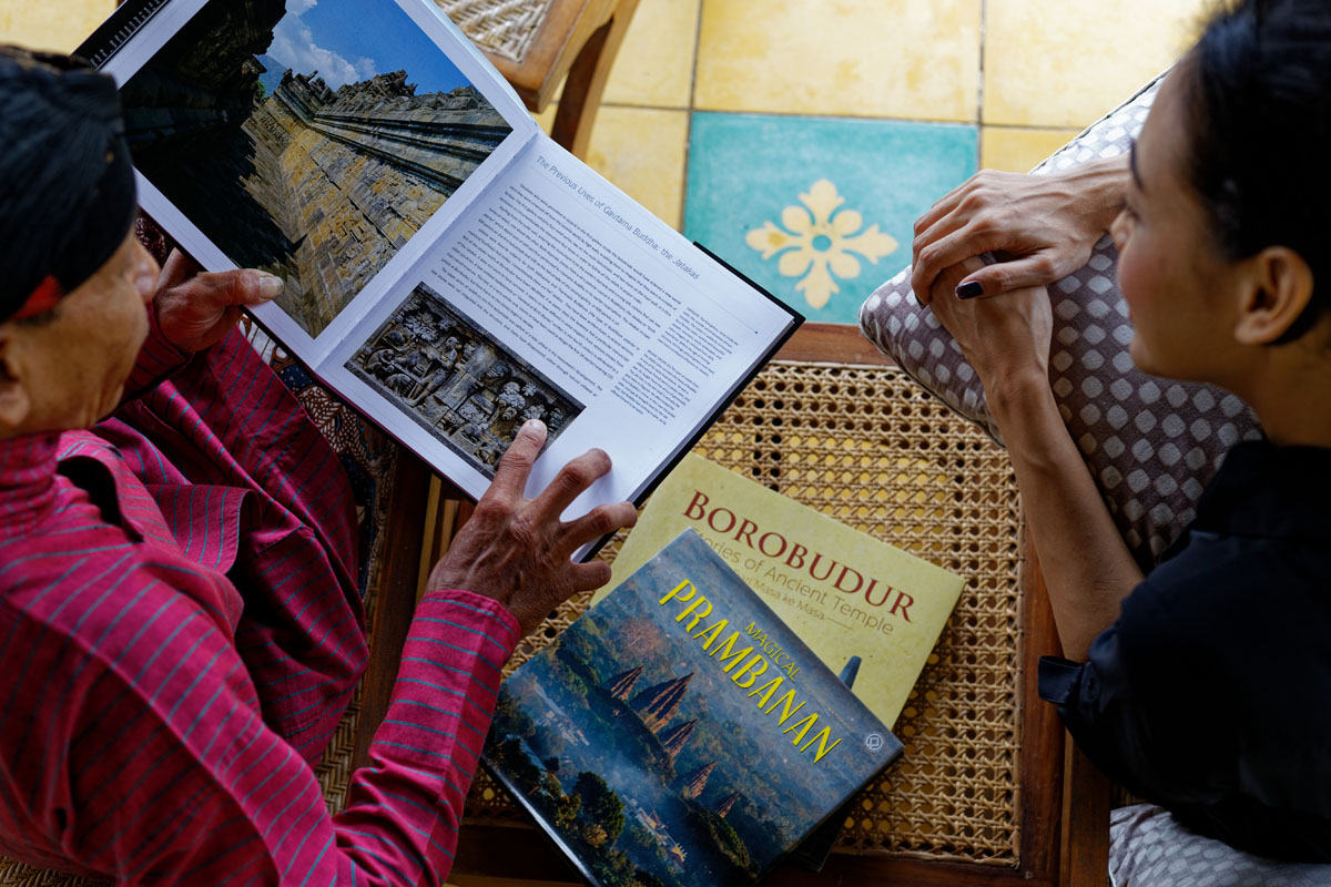 Java Heritage