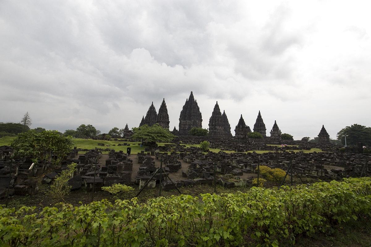 The Beauty Of Prambanan