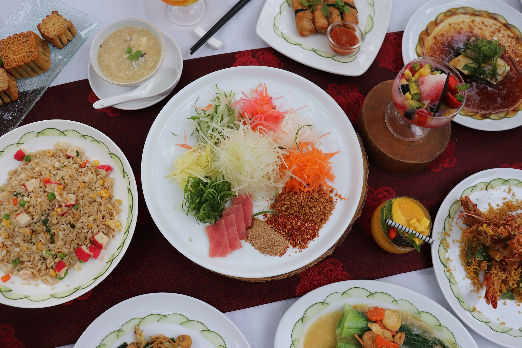 Chinese Cuisine Family Style