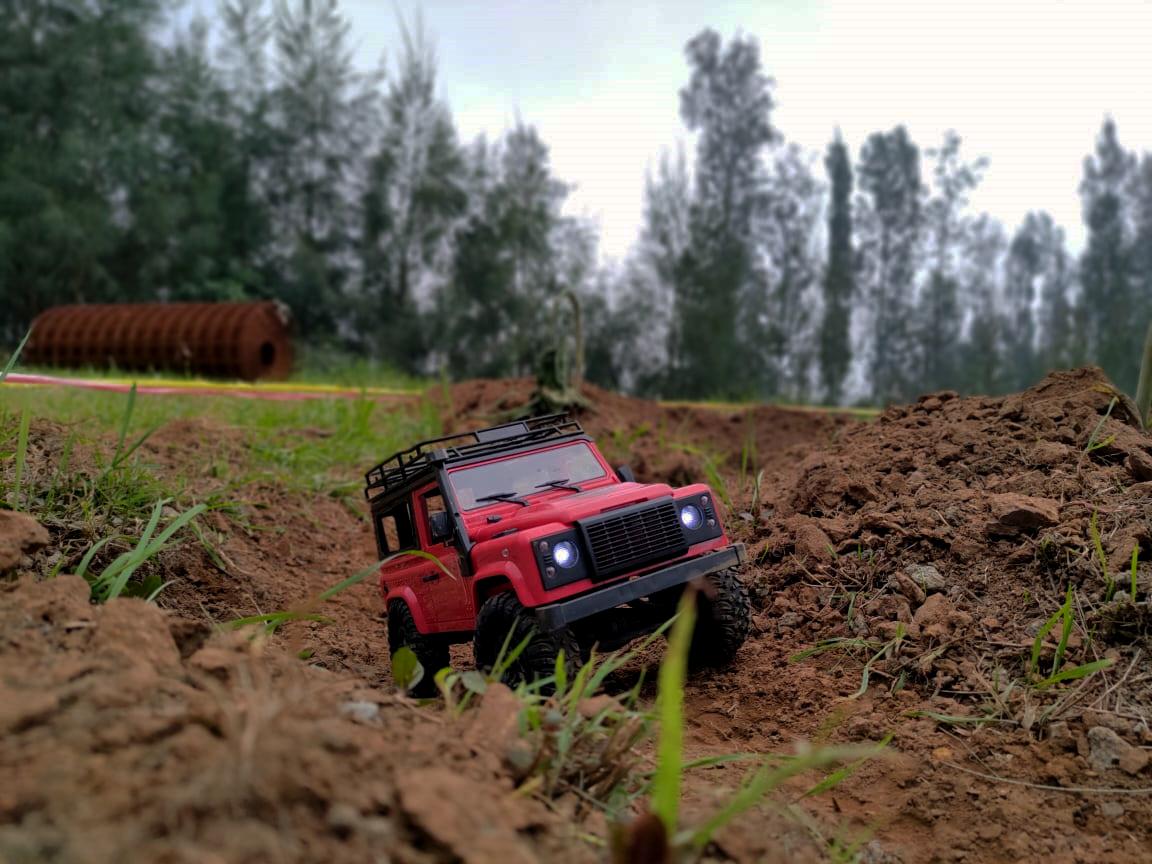 RC Off-road Adventure