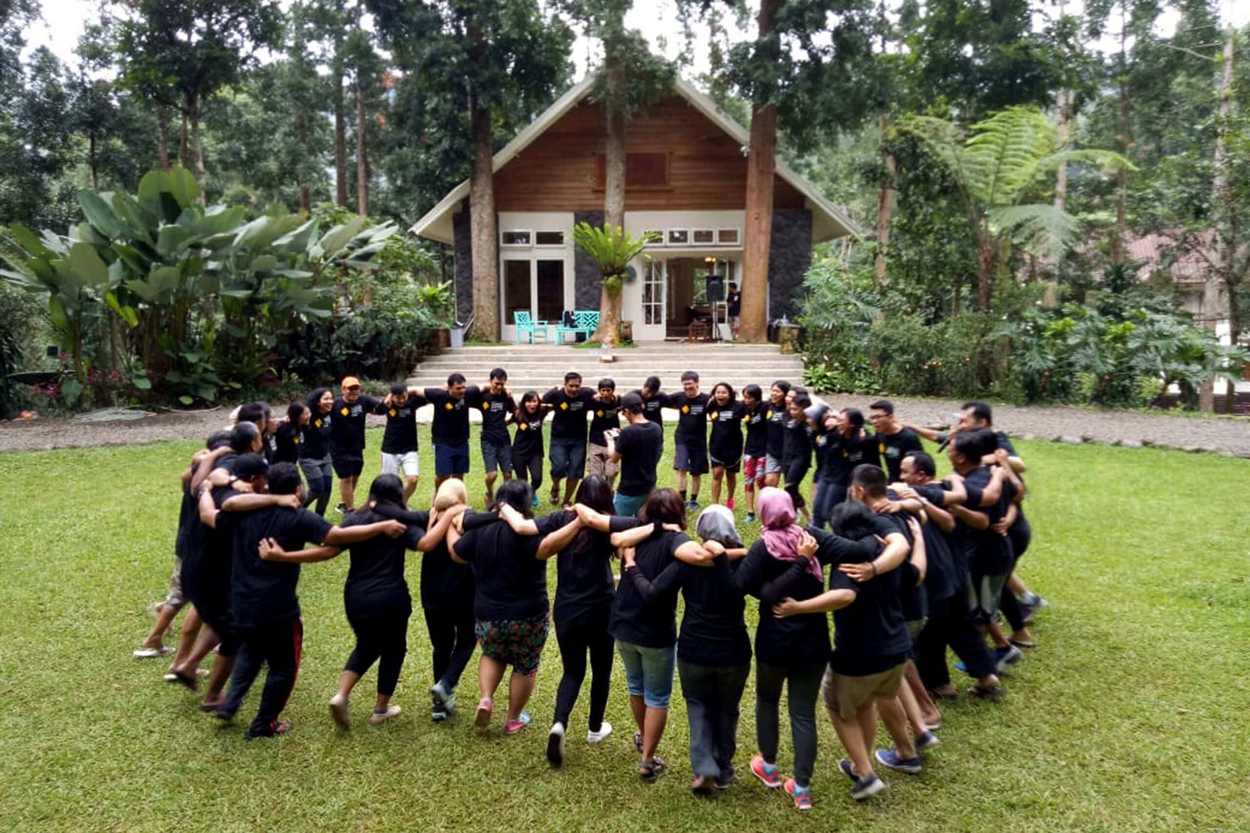 Corporate Outbound Package