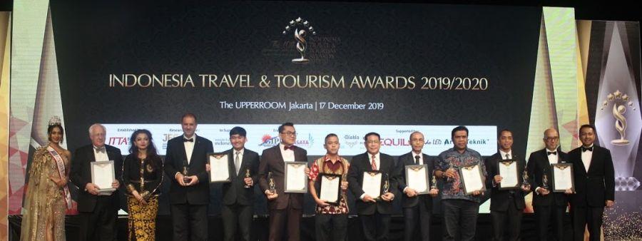 Indonesia Travel Tourism Awards 2019