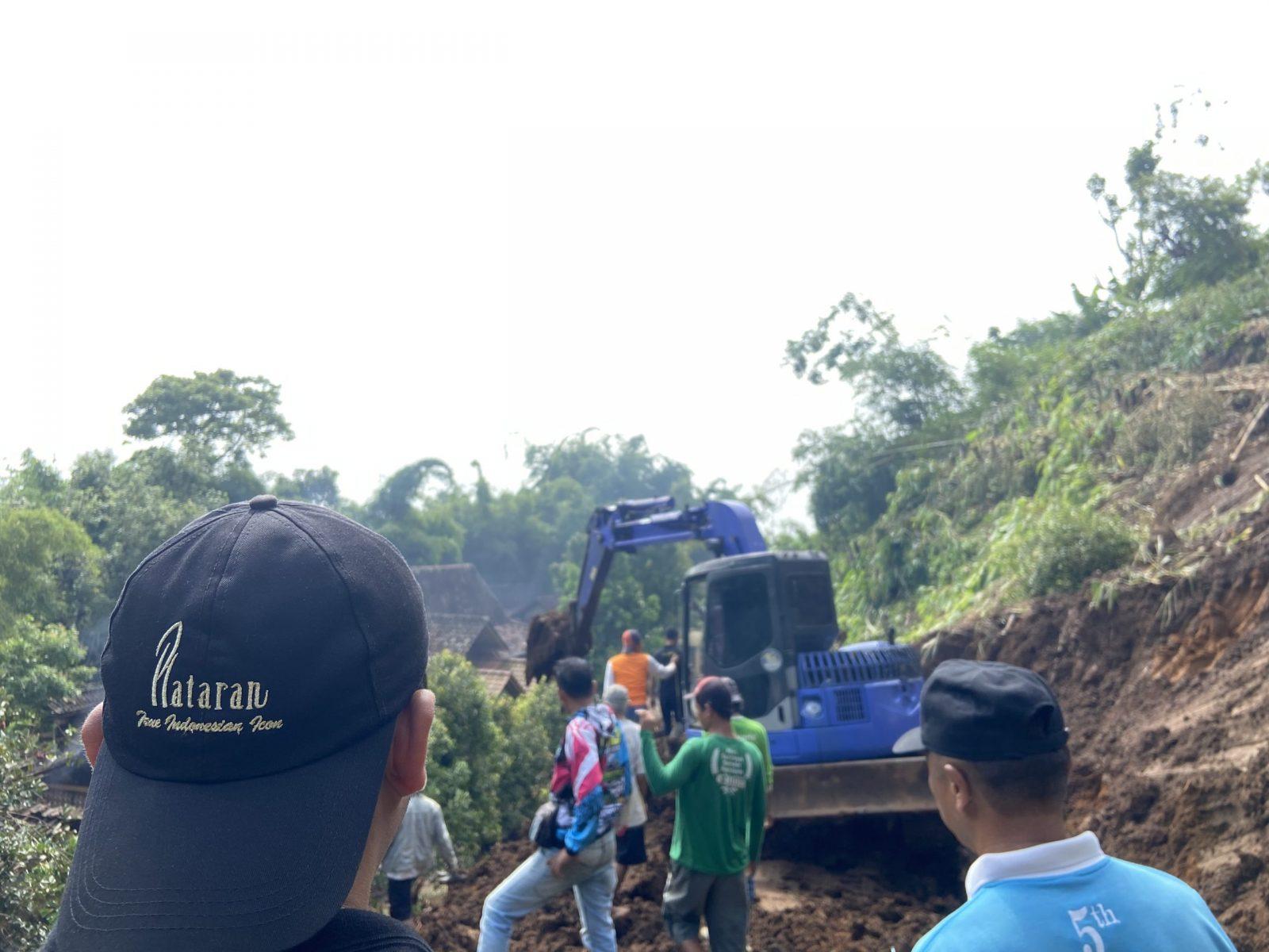 Plataran Borobudur Hotel and Resort: Kepedulian Plataran dalam Bencana Tanah Longsor di Dusun Butuh, Borobudur