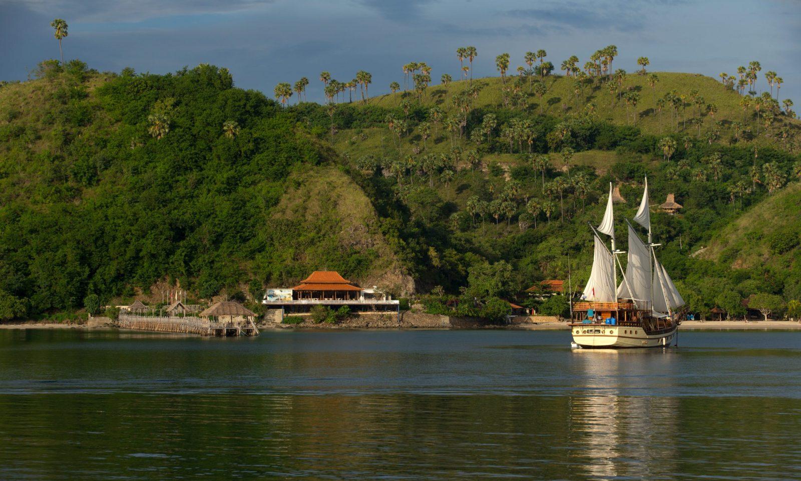 Sailing Season: Discover Cruises in Komodo