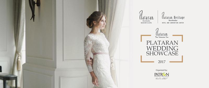 Plataran Borobudur Wedding Showcase 2017