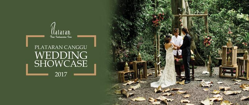 Plataran Canggu Wedding Showcase 2017