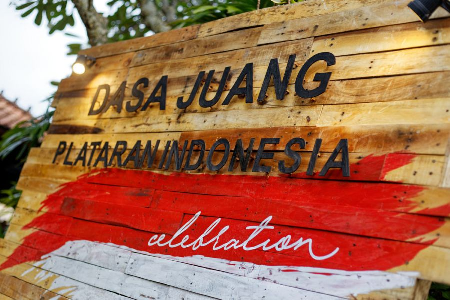 Plataran Indonesia Hosts Dasa Juang Plataran Indonesia Celebrations