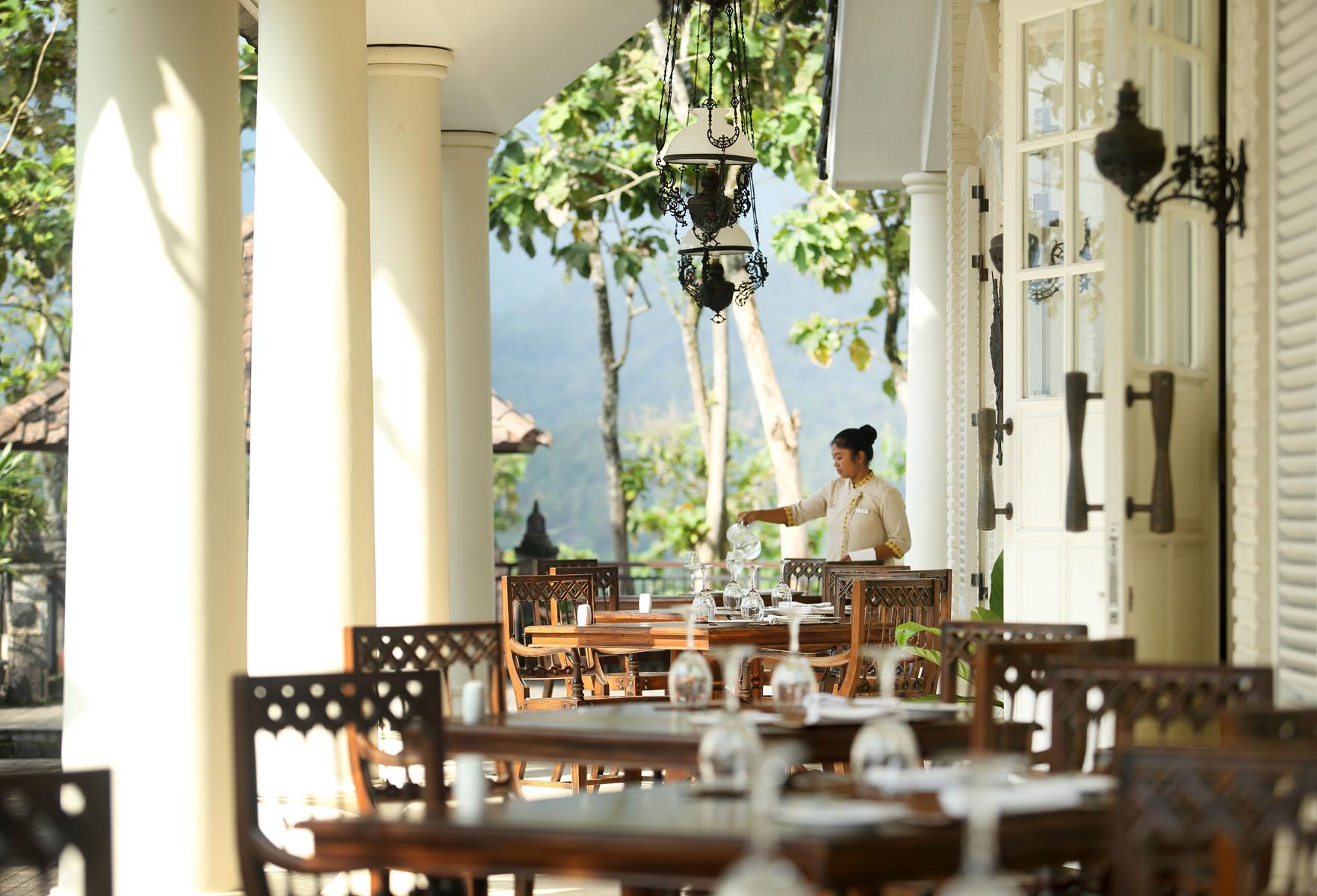 Borobudur Restaurant Guide